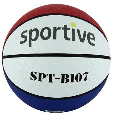 Sportive Sportive SPTB107 Renkli Mini Basketbol Topu Renkli